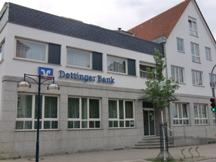 Unsere Anprechpartner Dettinger Bank, Karlstr. 74, 72581 Dettingen